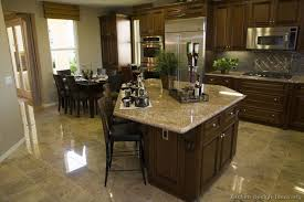 Walnut Kitchen Designs Pictures Of Kitchens Traditional Wood Walnut Color