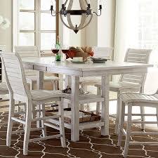 progressive furniture willow counter height dining table willow rectangular counter height table distressed white tables