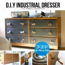 Dresser Diy Diy Dresser Dress Up 15 Diy Ideas U0026 Tutorials