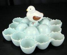 ceramic egg tray 12 tulip deviled egg plate products i egg