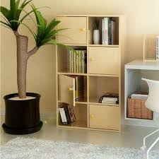 Backless Bookshelf Bookcases Home Office Furniture The Home Depot