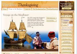 hts 4th grade technology thanksgiving webquest