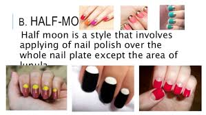 nail care manicuredesign