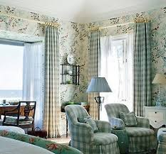 Blue Buffalo Check Curtains Eye For Design Decorate With Buffalo Checks For Charming Interiors
