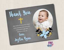 25 best christening thank you cards ideas on baptism