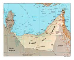 Map Of Abu Dhabi Maps Of Uae Detailed Map Of United Arab Emirates In English