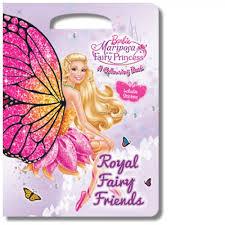 barbie mariposa fairy princess royal fairy friends shaped