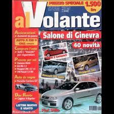 listino prezzi al volante al volante n 4 aprile 2001 n oggetto 1105397 data chiusura