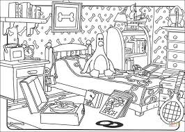 feathers mcgraw coloring free printable coloring pages