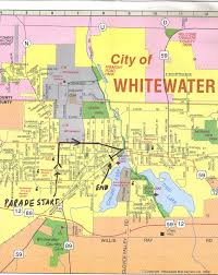 Wisconsin City Map by Whitewater Wi 4th Of July Family Festival 2017