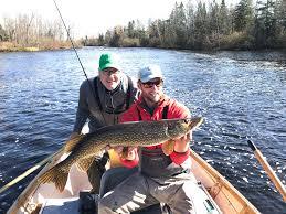Namekagon River Map Wisconsin Musky Fly Fishing Namakagon Flambeau St Croix