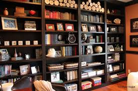 bookshelf decorations 10 fabulous before and afters kitchens decorate bookshelves and