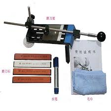 sharpening angle for kitchen knives professional kitchen knife sharpener system fix angle 4 stones