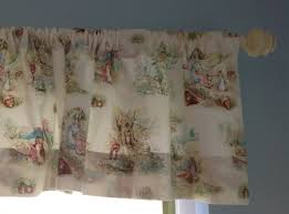 Cowboy Curtain Rods by Finn U0027s Peter Rabbit Curtains Are Made By My Mom We Found Cute