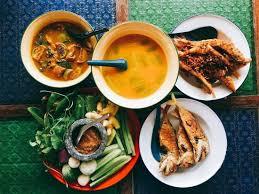 de cuisine thailandaise southern food picture of siri restaurant surat thani