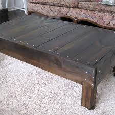 Pallet Coffee Tables Pallet Coffee Table Forget Them Not Home Decor