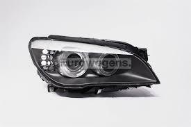 nissan juke xenon headlights headlight right bi xenon led drl bmw 7 series f01 08 12
