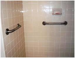 How To Install Bathtub Grab Bars Afriendlyhouse Age Ready Barrier Free Design Bathroom Medline Grab
