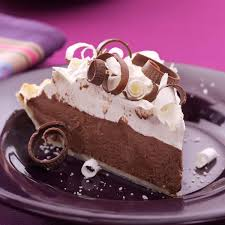 silk home chocolate silk pie recipe taste of home