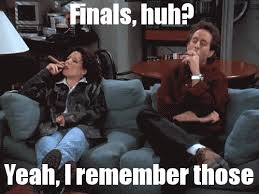 College Finals Meme - reading all the posts about finals as a college graduate gif on imgur