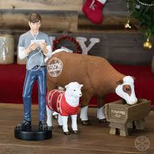 The Stable Home Decor A Hipster Nativity Set So The Millennials Can Relate