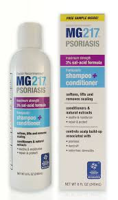 amazon com mg217 psoriasis medicated conditioning 3 coal tar
