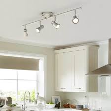 kitchen overhead lighting ideas kitchen lights ceiling spotlights diy at b q awesome lighting 5