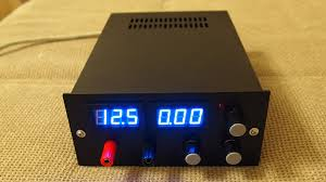 30v 4a adjustable bench power supply electronics projects u0026 diy