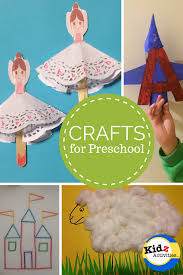 crafts for preschool kidz activities