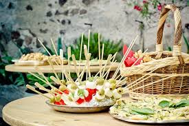 5 best cold finger buffet food ideas for your buffet