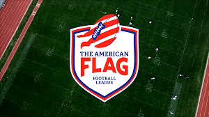 The America Flag High Tech Pro Flag Football To Launch Will American Flag Football
