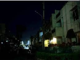 who to call when street lights are out manimajra manimajra street lights off power department