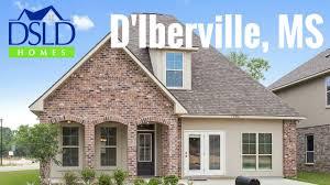 Dsld Homes Floor Plans by River U0027s Edge D U0027iberville Ms Youtube