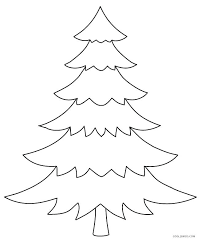Tree Coloring Page Print Blank Printable Pages For Kids Big Hello Hello Tree Coloring Page