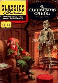 a carol marvel comic adaptation classics junior