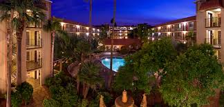Comfort Suites Phoenix Airport Embassy Suites Phoenix Airport Hotel At 24th Street