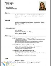 How To Prepare A Resume For A Job Download How To Do Resume For Job Haadyaooverbayresort Com