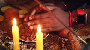 Traditional by In Traditional South African Healing The Physical Spiritual And