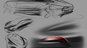 porsche cartoon drawing future porsche 911 design studies update 5 projects added