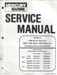 28 95 mercruiser service manual 124952 mariner mercury