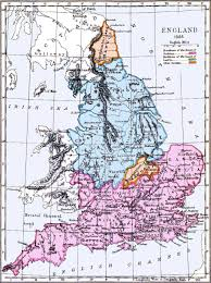 A Map Of England by Map1065 Jpg