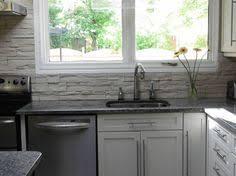 Kitchen Contemporary Kitchen Orange County Laidlaw Schultz - Rough stone backsplash