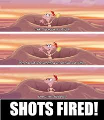 Shots Fired Meme Origin - phineas and ferb shots fired shots fired know your meme