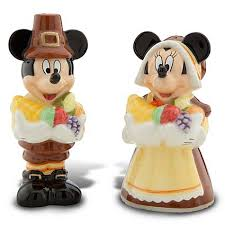 your wdw store disney salt and pepper shakers thanksgiving