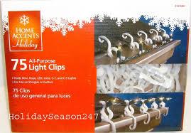 light hangersor gutter guardschristmas pole