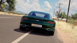 bentley exp 10 speed 6 forza horizon 3 bentley exp 10 speed 6 concept gameplay youtube