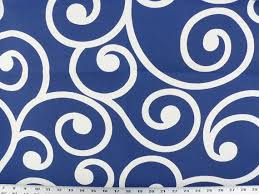 Indoor Outdoor Fabric For Upholstery Drapery Fabric Indoor Outdoor Fabric Upholstery Fabric Blue