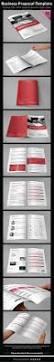 business proposal template graphics designs u0026 templates