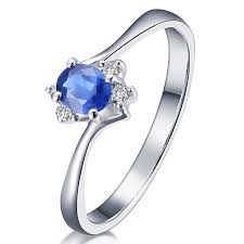 engagement rings inexpensive inexpensive sapphire with engagement ring on 10k white