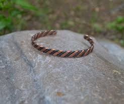 copper projects hardware store steel and copper bracelet 6 steps with pictures